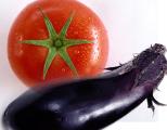 イアトリズム事典 知っておきたい『食品と栄養』温める食品/冷やす食品 の 涼性食品 トマト&ナス