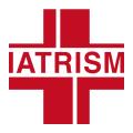 一般社団法人『日本東洋医学協会』が提唱する概念イアトリズムを象徴するマーク「イアトリズムクロス」